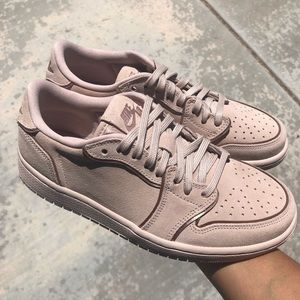 """Nike Air Jordan 1 Low """"Rose Gold"""""""